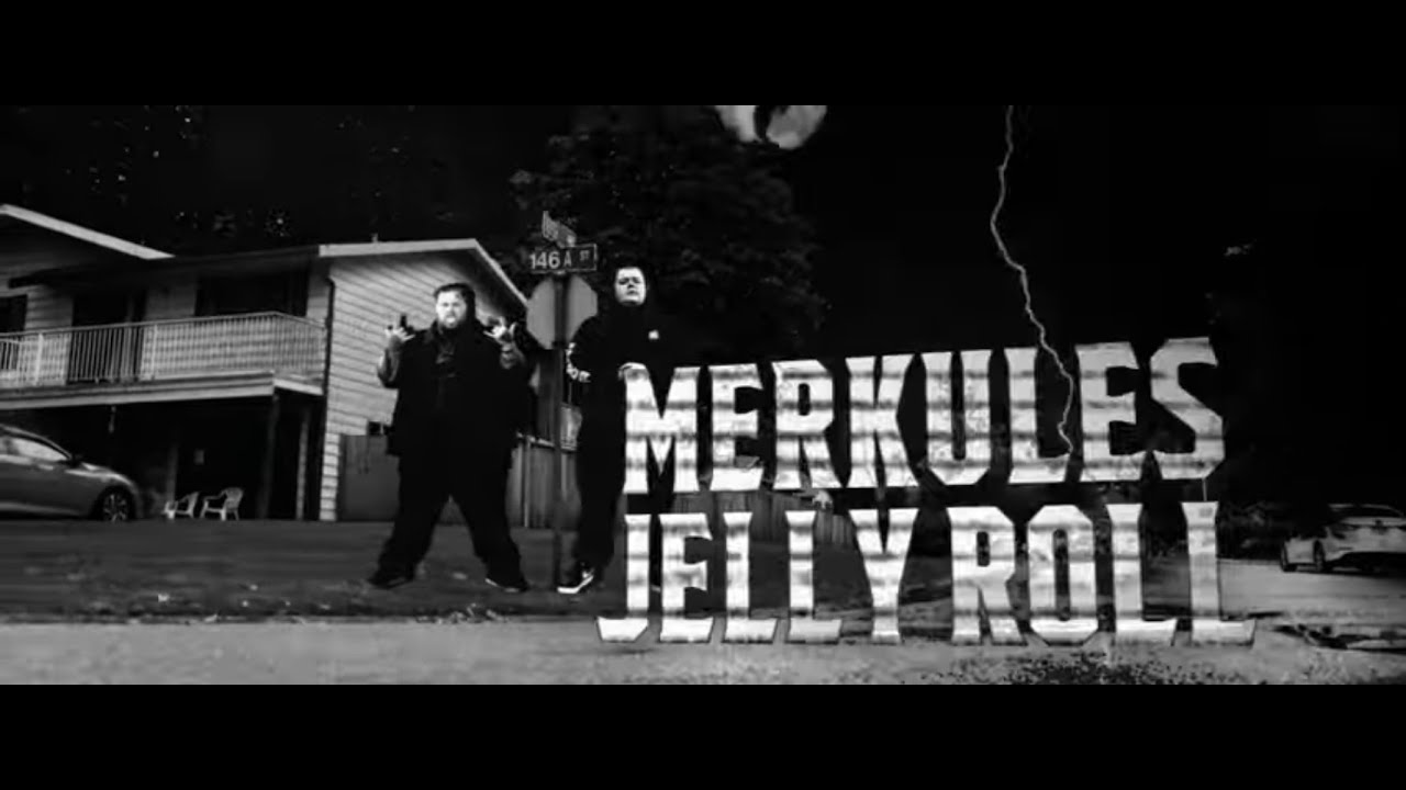 Merkules & Jelly Roll - Feel Shit - Official Music Video