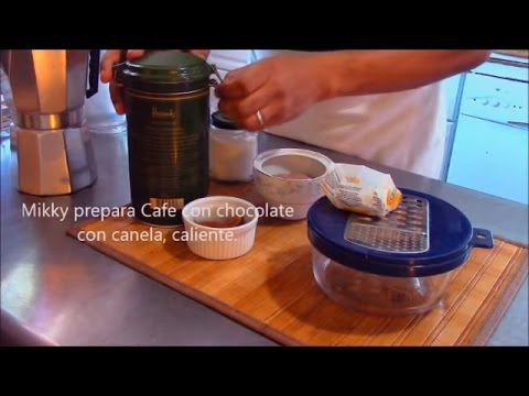 Café con Chocolate | Recetas de cocina | Mikky Guerrero