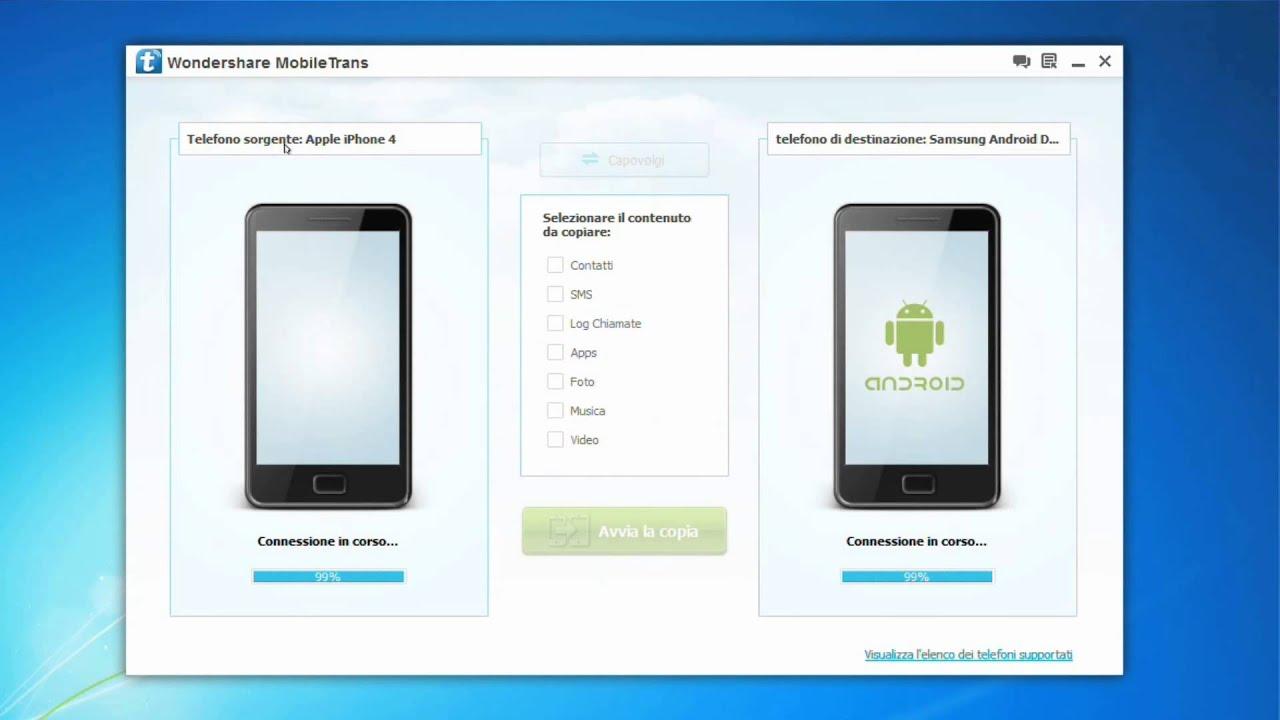 copiare rubrica da sim iphone 8 Plus