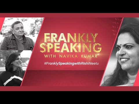 Frankly Speaking With Rishi Kapoor and Neetu Kapoor   Full Interview   Exclusive
