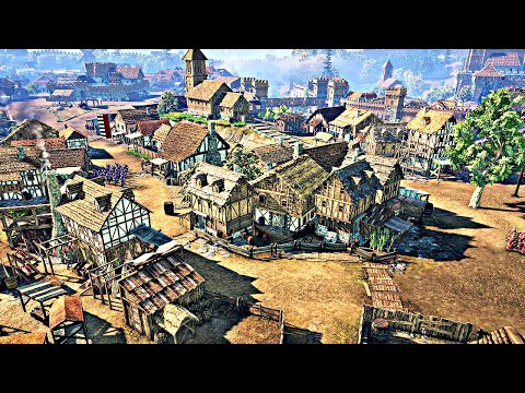 TOP 10 City Building Games of 2020 & Beyond