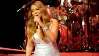 "Mariah Carey: ""Christmas (Baby Please Come Home)"" & ""Joy to the World"" - Beacon Theatre NYC 12/16/14"