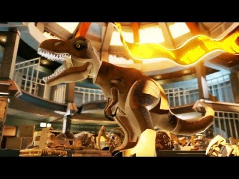 Lego jurassic world jurassic park main hall part 9 android lego jurassic world jurassic park main hall part 9 android gameplay gumiabroncs Image collections