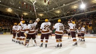 Thank You, Gopher Hockey Fans!