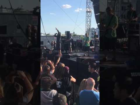 Stick Figure - Weight of Sound ft TJ O'Neill (Live 6/9/16 Asbury Park, NJ)