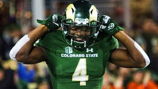 "Michael Gallup Colorado State 2017 Season Highlights ᴴᴰ || ""Welcome to Dallas"""