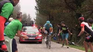 La Vuelta 2018 - 17.  etapa ( Oiz )