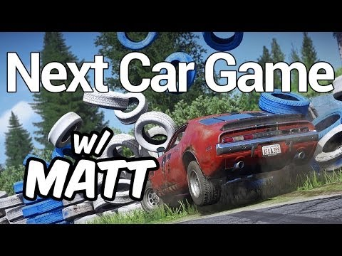 Next Car Game | Tech Demo & Game (Steam Early Access)