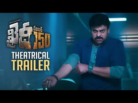 Thumbnail: Khaidi No 150 Theatrical Trailer | Official | Chiranjeevi | Kajal | DSP | TFPC