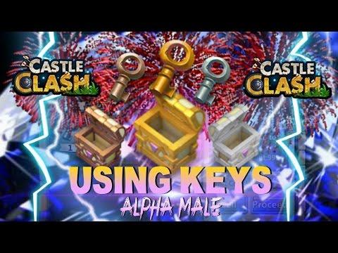 Using All Three Keys!!!