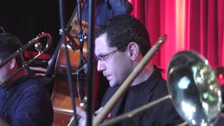 "Igor Kogan Big Band at Vitello's - ""Claudia"""