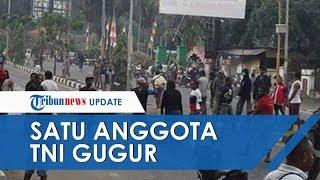 Kronologi Penyerangan Aparat saat Unjuk Rasa di Deiyai, Satu Anggota TNI Gugur Terkena Panah