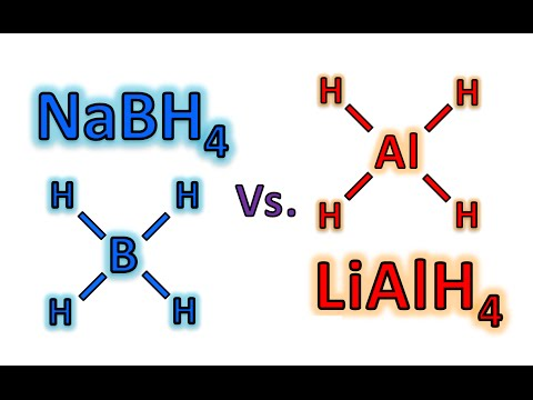 Why is LiAlH4 Stronger at Reducing than NaBH4? - Organic Chemistry