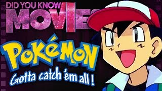 Pokemon: Why Ash Will NEVER be a Pokemon Master! - Did You Know Movies ft. Remix of WeeklyTubeShow