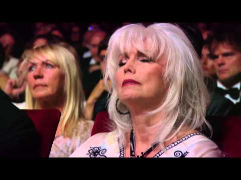 "First Aid Kit performing ""Red Dirt Girl"" for Polar Music Prize Laureate Emmylou Harris"