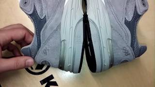 Joe's New Balance 993 Shoe Defects in