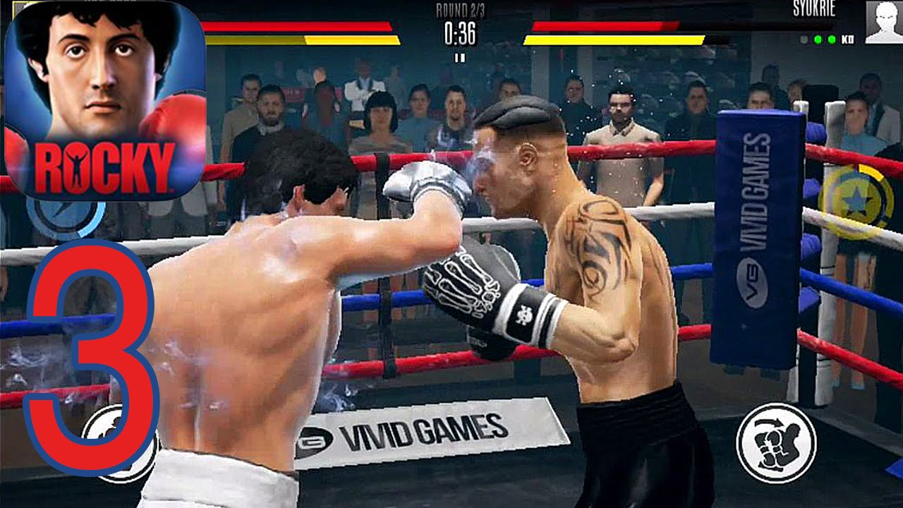 Real Boxing 2 ROCKY - iPhone Gameplay Walkthrough Part 3 ...