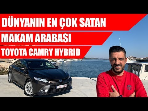 The world's most selling executive car | Toyota Camry Hybrid