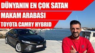 Dünyanın En Çok Satan Makam Arabası | Toyota Camry Hybrid
