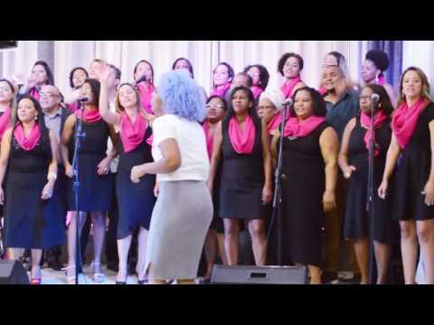 Igreja Cristã Abrigo Aniversário de 5 anos Mass Choir