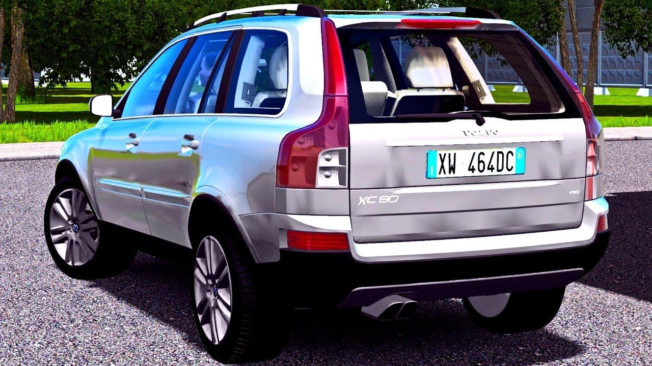 f7d9c773ddc City Car Driving 1.5.4 Volvo XC90 - G27 HD [1080p][60fps] - YouTube