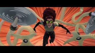 Spider-Man: Into the Spider-Verse - Doc Ock's First Fight Scene (1080p)