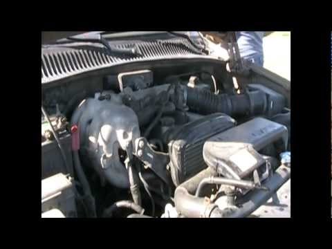 2001 Kia Sportage Error Codes Youtube