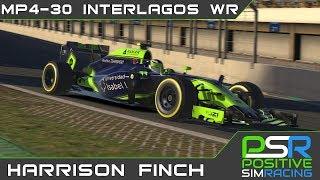 iRacing | McLaren MP4-30 @ Interlagos | Lap Record
