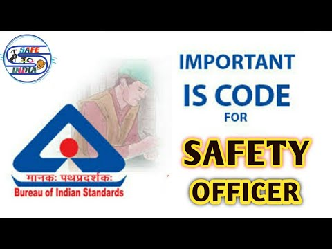 IS Code For PPE's & Safety Equipment