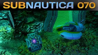 🌊 SUBNAUTICA [070] [Die verlassene Höhle] Let's Play Gameplay Deutsch German thumbnail