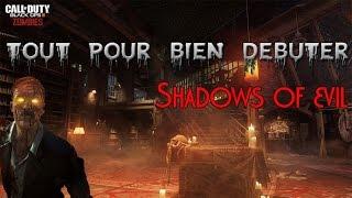 SHADOWS OF EVIL: Tout pour bien débuter (arme spéciale, épée,...)