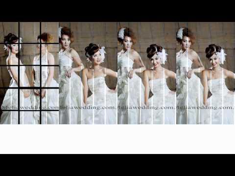 Anh vien ao cuoi Melia -Bộ sưu tập váy cưới 2011