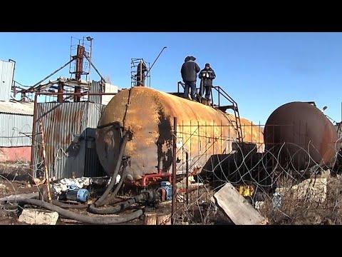 В Саратовской области пресечена деятельность подпольного нефтеперерабатывающего завода