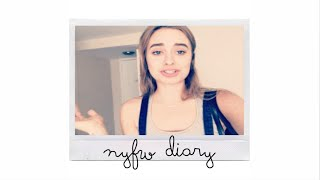 NYFW Diaries | Sonya Esman Thumbnail