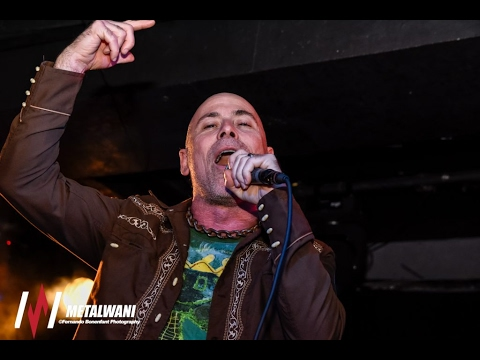 ARMORED SAINT's John Bush on 'Carpe Noctem', Music Business, Touring Regrets & Politics (2017)