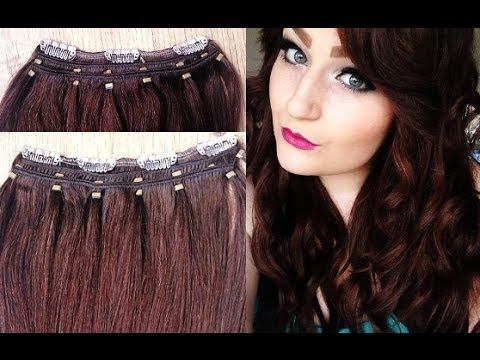 Transforming old extensions using a lush hair extensions weft transforming old extensions using a lush hair extensions weft youtube pmusecretfo Choice Image