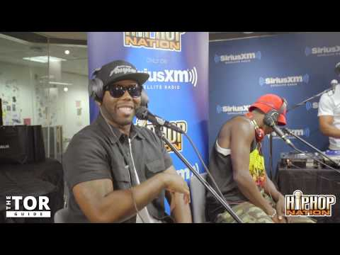 "Jarren Benton Performs "" Alladat"" & ""W.H.W"" Live on Hip Hop Nation"