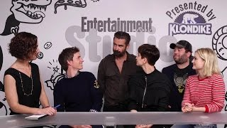Interview the cast of Fantastic Beasts and Where to Find Them at San Diego Comic-Con 2017