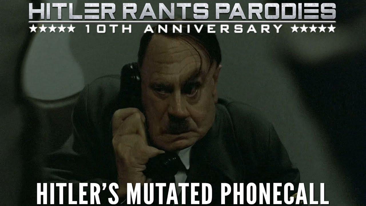 Hitler's Mutated Phonecall