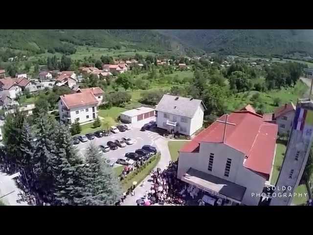 Mlada misa u Bistrici - Uskoplje