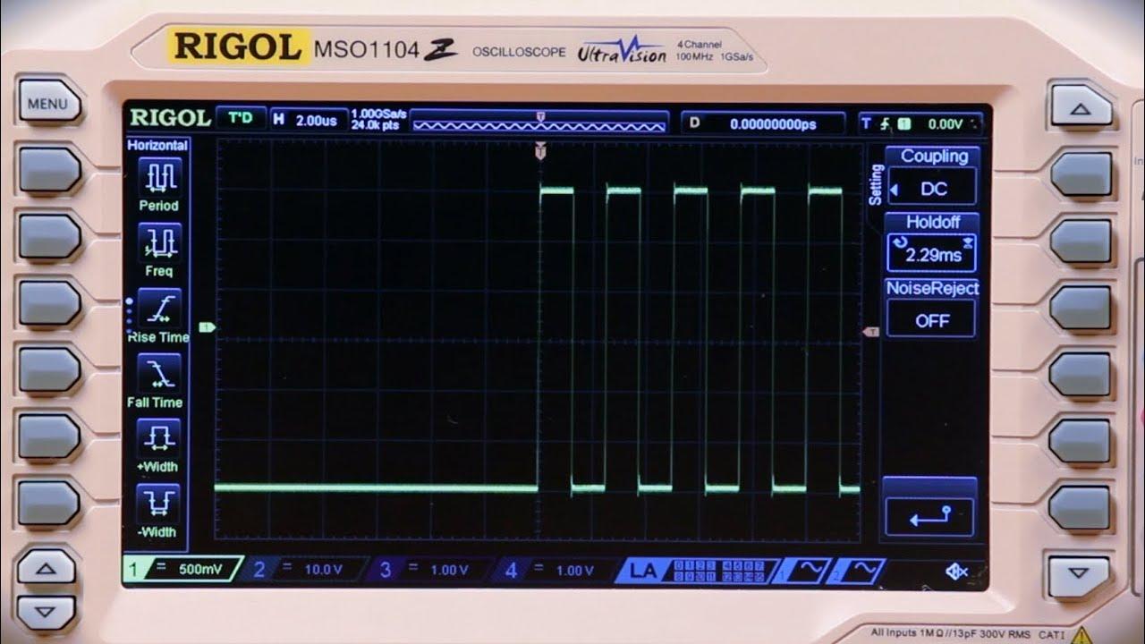 Basics of Oscilloscopes - How to use an Oscilloscope | RIGOL