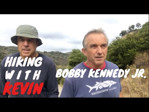 WHY BOBBY KENNEDY JR. TAKES RISKS