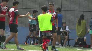 Publication Date: 2016-12-04 | Video Title: 20161105 A grade Rugby 第二場 CTS