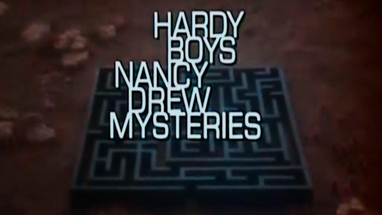 Afbeeldingen van The Hardy Boys Nancy Drew Mysteries