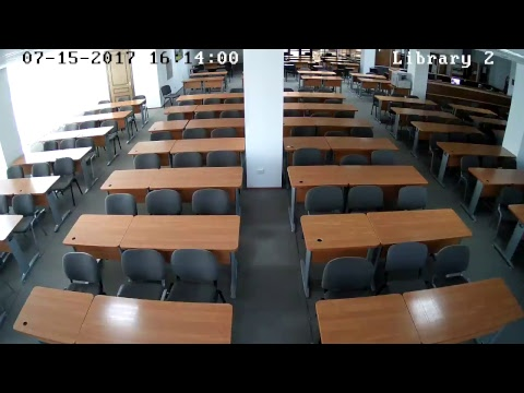 Library (camera 1) - MDIS Tashkent Entrance Examination (15.07.2017)