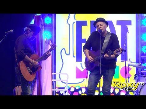"""Enzo Gragnaniello e Fausto Mesolella """"L'erba cattiva"""" live FIAT Music Napoli 17.11.16"""