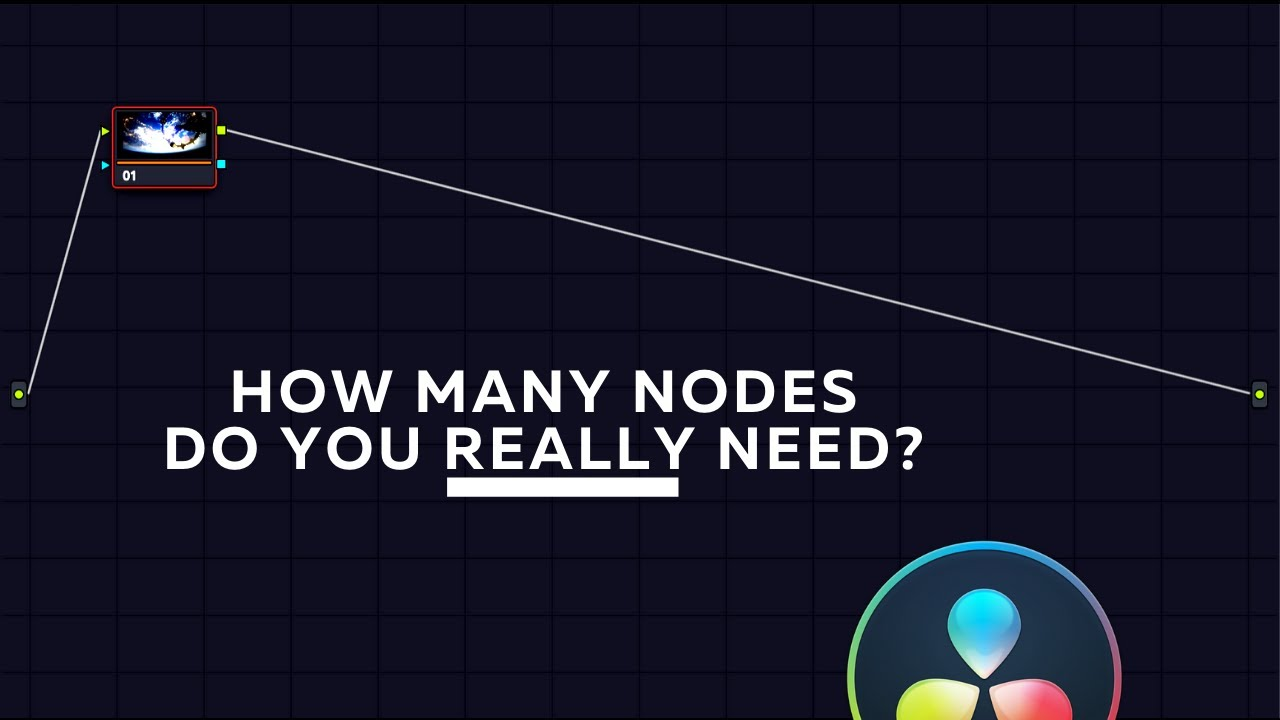 You can color grade IN ONE NODE. The secret no one will tell you.