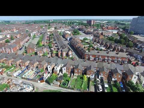 Crewe View UK 4k Phantom 3