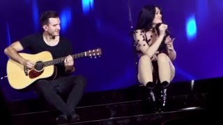 Jessie J @ Casino De Paris - I Have Nothing (Whitney Houston cover)