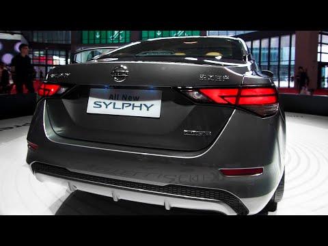 2020 Nissan Sentra Sylphy Walkaround Youtube